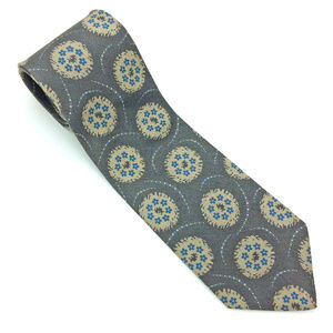 Giorgio Armani Gray Neck Tie